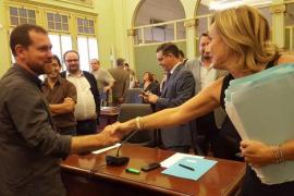 Abril (Més) da por hecho el apoyo de Podemos a los presupuestos autonómicos