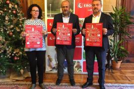 El Consell, Eroski y Cruz Roja se alían para la campaña 'Navidad Balear Solidaria'