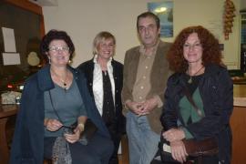 Núria Felíu en la Casa Catalana