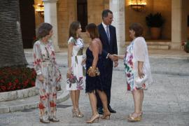 Armengol y Huertas asistirán al aniversario de la Constitución en la Almudaina
