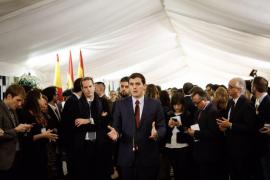 Rivera pide buscar consenso para modernizar la Constitución sin romper la igualdad
