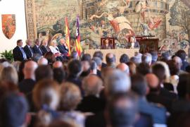 Armengol pide reformar la Constitución y la financiación autonómica