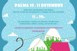 Arte, diseño y artesanía se citan en Palma con el Rata Market 2016