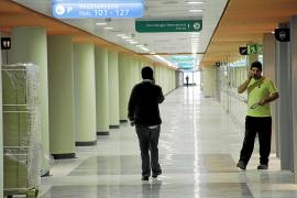 El personal de Son Espases atendió ayer a más de 380 pacientes