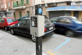 Un estudio de Cort propone ampliar 8.000 plazas de la ORA a finales de 2011