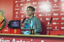 Vázquez: «El Mallorca se equivoca, yo tenía fuerzas para seguir»