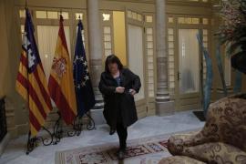 Laura Camargo se descarta para presidir el Parlament