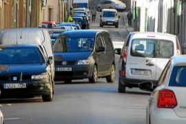 Los problemas de tráfico en Porreres obligan a planificar una reforma circulatoria global