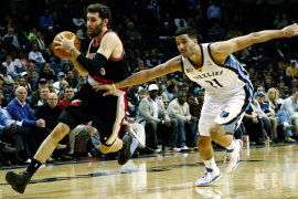 Los Trail Blazers de Portland vencen a los Grizzlies de Memphis