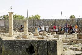 El Ajuntament de Alcúdia negocia la construcción de un centro arqueológico