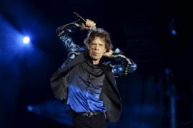 Mick Jagger ha sido padre por octava vez a los 73 años