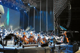 Las mejores bandas sonoras suenan en Palma con la Film Symphony Orchestra