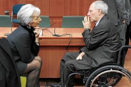 La UE, el FMI y el BCE ultiman desde hoy en Dublín el plan de rescate financiero