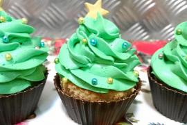 'Cupcakes' de Navidad