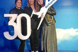 Air Europa celebra su 30 aniversario