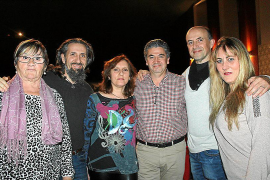 Gala solidaria en Trui Teatre
