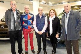 El concesionario de Citröen Sóller inaugura nuevo local