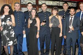 Infantería y Artillería celebran sus patronas con una cena de gala