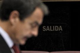 Zapatero dice que aún no hay un cambio de tendencia «irreversible» en el paro