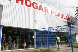 Consumo abre expediente a los híper chinos de Ciutat Jardí y Son Fuster