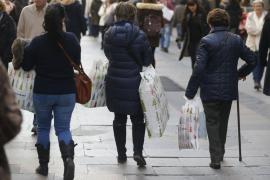 Los trabajos por días o por horas alcanzarán los 950.000 contratos en Navidad