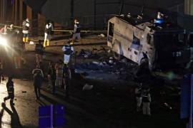 Un atentado suicida deja 38 muertos y más de un centenar de heridos a las puertas del estadio del Besiktas
