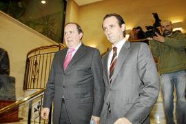 Rodríguez quiere ser candidato a Cort el día 25 si antes logra el visto bueno de Bauzá