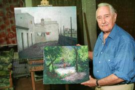 Fallece el pintor Joan Miralles, retratista de la sociedad local y paisajista