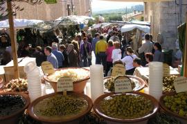 Una feria con aroma de oliva y aceite
