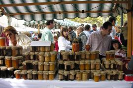El mundo de la apicultura se cita en la plaza de la carretera