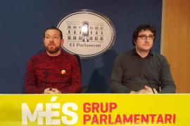 MÉS denuncia «maniobras recentralizadoras» del Estado para vetar autonomías