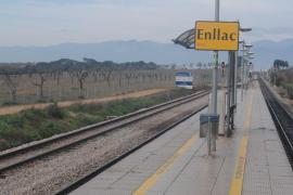 El primer trimestre de 2017 empezarán las obras de electrificación del tramo Enllaç-Manacor