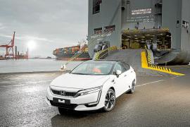 El Honda Clarity Fuel Cell ya está disponible en Europa