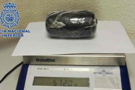 Detenidas once mujeres que escondían medio kilo de cocaína en su vagina