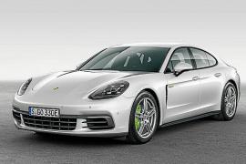 Porsche Panamera 4 E- Hybrid