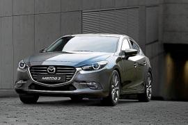 El Mazda3 se actualiza con el lanzamiento de la versión 2017