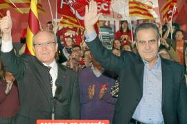 Montilla anuncia que se presenta por segunda y última vez a la Generalitat
