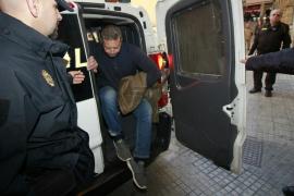 Pasan a disposición judicial los cinco policías locales detenidos por su presunta implicación en la trama corrupta