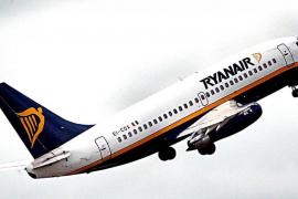 Ryanair anuncia cuatro nuevas rutas aéreas desde Palma