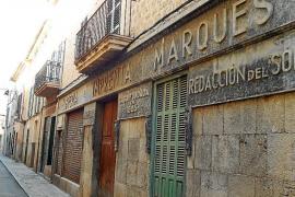 El Consistorio de Sóller autorizará la creación de un hotel en la histórica imprenta Marquès
