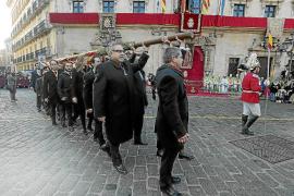 La propuesta del Consell de copresidir l'Estendard irrita al Ajuntament de Palma