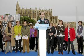 Bauzá admite que no tiene prisa para elegir al candidato del PP en Palma
