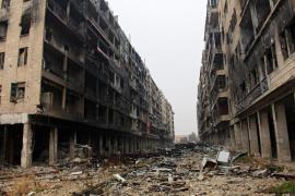 Retraso en la salida de rebeldes de Alepo por las autoridades sirias