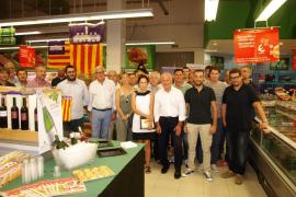 Eroski apoya a los productos navideños de Baleares para potenciar su consumo durante las fiestas