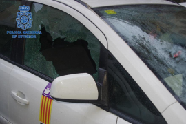 La Policía Nacional acusa a un menor de al menos 30 robos en taxis de Palma