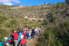Calvià pone en marcha las primeras actuaciones de educación ambiental de este curso 2016-17