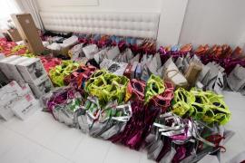600 regalos para la fiesta navideña que Apneef organiza este domingo