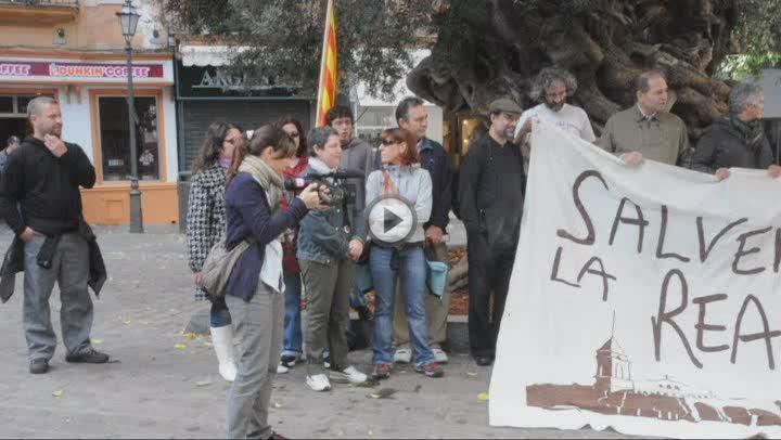 'Marcha por la Dignidad' contra la privatización de Son Espases