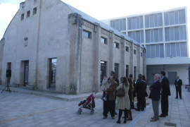 El antiguo matadero acoge la nueva escuela de música y danza Pare Aulí