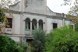Instan a Patrimoni a expropiar la antigua fábrica de tapices de Pollença ante su estado de ruina